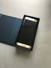 SAMSUNG GALAXY S7 EDGE GOLD UNLOCKED FAST SHIPPING EXCELLENT CONDITION