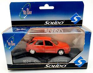 EBOND Modellino 1524 Citroen ZX Volcane - Solido - 1:43 - 0110.