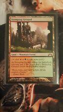 X 1 Stomping Ground Gatecrash Dual Land MTG Magic the Gathering Rare Card X1