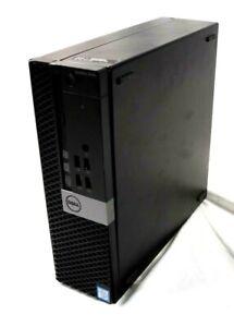 Dell OptiPlex 3040 SFF Intel i5-6500 3.2GHz 8GB DDR3 WIN8COA No HDD