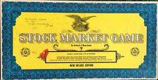 Vintage Stock market Deluxe edition Board Game 1968 Australian
