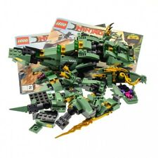 1 x Lego System Bionicle Pieces Set Model the Lego Ninjago Movie 70612 Green Nin