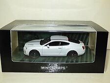 Minichamps Bentley Continental GT Supersports satin white REF:436 139802