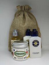 L'Occitane Women's Amande Shower Oil & Milk Concentrate & Shampoo & Conditioner