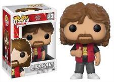Mick Foley Old School Funko Pop! Wwe: Toy