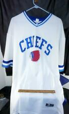 Syracuse Chiefs Minor League Baseball Jersey 48 Possibly Game Worn
