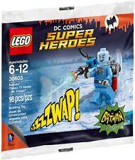 LEGO® DC Comics™ Super Heroes Polygag 30603 Batman - Mr. Freez NEU NEW MISB NRFB