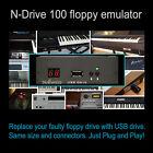 USB Floppy Drive Emulator N-Drive 100 for Yamaha Disklavier MX100A or MX100B