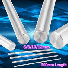 Präzisionswelle 10mm h6 geschliffen /& gehärtet Gewindebohrungen M5x20 500mm