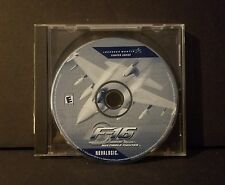 F-16 Multirole Fighter (PC, 1998) Disc Only
