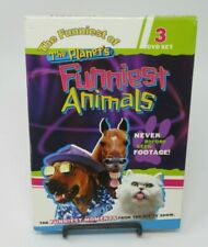 THE FUNNIEST OF THE PLANET'S: FUNNIEST ANIMALS VOL.1, 3-DISC DVD SET, ANIMAL PL.