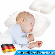 Orthopädisches Babykissen mit Kopfmulde 31.5x21cm gegen Plagiozephalie Plattkopf