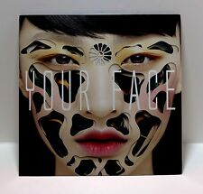 VENETIAN SNARES Your Face VINYL EP Sealed Planet Mu 2015 Lp
