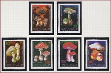 VIETNAM N°1158/1163** CHAMPIGNONS,1991 Vietnam 2209-2214 Mushrooms MNH