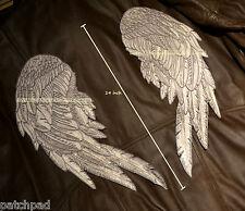 inspired by WALKING DEAD Daryl's Vest FINE-DETAILs NEW DESIGN FALLEN ANGEL WINGS