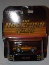 HOT WHEELS THE ROCKFORD FILES HOT BIRD DIE CAST MUSCLE! FREE SHIPPING!