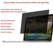 16:10 Privacy Filter Anti-Spy Screen Protector Film For 13.3 inch Macbook Air SM