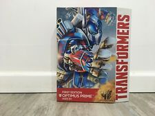 Transformers Age of Extinction First Edition Optimus Prime Figure