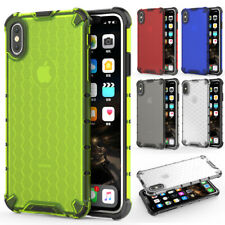 Shockproof Bumper Hybrid Case For iPhone XS XR XS Max Protection Rugged Cover