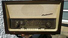 RADIO A TUBES TELEFUNKEN ANDANTE - VINTAGE EN BOIS