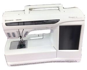 Husqvarna Viking Designer SE Sewing Machine