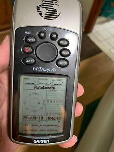 Garmin Hand Held GPSMap 76