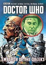 Doctor Who: Emperor Of The Daleks by Scott Gray, Paul Cornell, Dan Abnett (Paperback, 2017)
