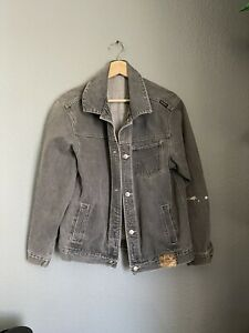 Guess Vintage Denim Jacket Size M