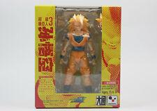New Anime SHF Dragon Ball Z Son Goku Super 3 Kakarotto Saiyan III Action Figure
