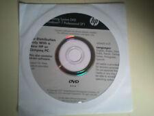 DVD  WINDOWS 7  Professionnel   SP1   (pour réinstallation ou restauration)