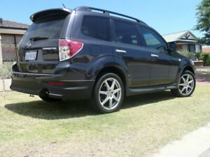 ULTREX PERFORMANCE SIDE SKIRTS FOR SUBARU FORESTER MY09-MY12