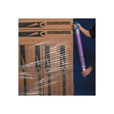 """Goodwrappers Premium Stretch Film, 20""""x80 Gaugex1000', Purple, 4/Case"""