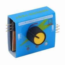 Multi Servo Tester 3CH ECS Consistency Speed Controler CCPM Meter Power Channels