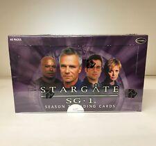 Stargate SG1 Season 7 - Sealed Trading Card Hobby Box - UK Ed., Rittenhouse 2005