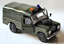 Land Rover Series III 109 Koninklijke Marechaussee Streitkraft 1971-84 grün 1:43
