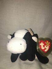 1994 Daisy the Cow Ty Beanie Baby with Spot in Mint Condition!