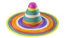 Costume Carnevale Uomo Cappello Sombrero Messicano PS 01690