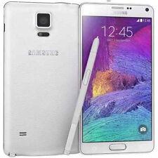 "5.7"" Samsung Galaxy Note 4 32GB N910A Unlocked Smartphone Unlocked 3GB RAM White"