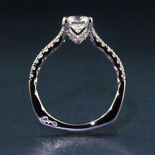 A Jaffe Engagement Ring Style mes742q -Classics Collection- For 1CT Round