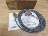 Allen Bradley 2706-NC12 Programming Cable 2706NC12 Series A