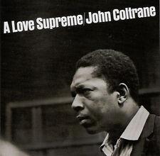 John Coltrane A LOVE SUPREME Remastered GATEFOLD New Sealed Vinyl Record LP