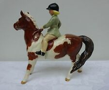 Beswick Girl on Pony No.1499 Collectors Figurine Rider Horse