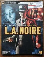 L.A. Noire Strategy Game Guide by BradyGames XBOX 360/ PLAYSTATION 3/ PS3