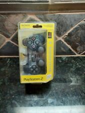 Playstation 2 PS2 Slate Gray Analog Dualshock 2 New In Box Rare OEM Original