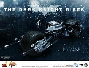 Hot Toys MMS177 Batpod Bat-Pod Bat Pod 1/6 - Batman Dark Knight Rises TDKR