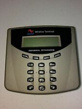 General Dynamics Sectera Wireline Terminal (Type 1) unit and ethernet cable only