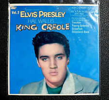 EP Elvis Presley - King Creole Vol.2 - USA Picture Sleeve only!