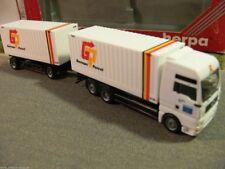 1/87 se Herpa TG 460 a XXL hängerzug German parcel 147934