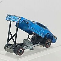 1971 Hot Wheels Mongoose Spectraflame Blue Redline USA HW1171