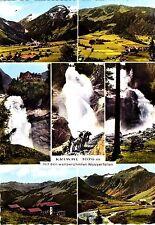 Krimml , Krimmler Wasserfälle , Ansichtskarte